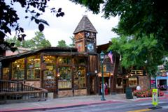 Shops in Estes Park, Colorado